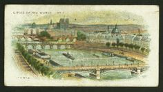 Paris. From New York Public Library Digital Collections.
