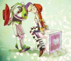 Buzz+Jessie: Ransom by *YoukaiYume on deviantART