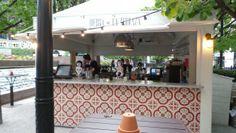 Ibérica La Terraza Opens It's Gates To London Gates, Al Fresco Dining, Gate