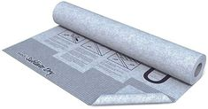 Wedi Subliner Dry Mat - Crack Isolation and Waterproofing Membrane (322 sq ft roll)