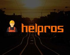 Freelance project - helpros.com