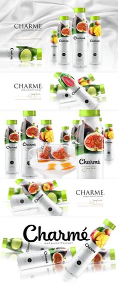 #Package design/PD/Design Yogurt/Charme/TM