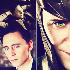Tom Hiddelston as Loki