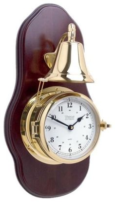 Weems & Plath Victory Bell Clock and Wood Plaque by Weems & Plath, http://www.amazon.com/dp/B000V0OQ18/ref=cm_sw_r_pi_dp_51BCrb14WFC69
