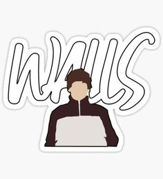 One Direction Logo, One Direction Drawings, Direction Quotes, Tumblr Stickers, Phone Stickers, Cute Stickers, Larry Stylinson, Imprimibles One Direction, Harry Styles Drawing