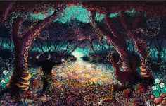 And At The End Was The Beginning - James R Eads Illustration & Design