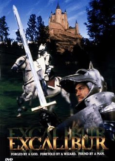 "Entry #23: Excalibur  Set: ""The Dark Ages"" // https://plus.google.com/107011618371238427103/posts/KuUaRgRWnjE // Rotten Tomatoes"