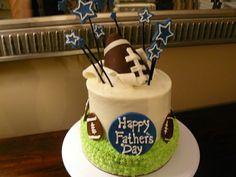 Dallas cowboys cakes