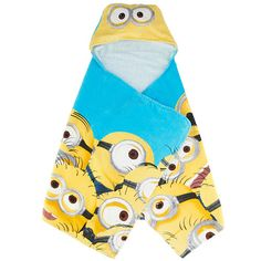 Despicable Me Minions Back Off Kids 18 X 36 Body Pillow Franco Mfg