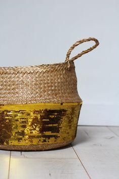 3 Ikea basket hacks to make stunning baskets for your home