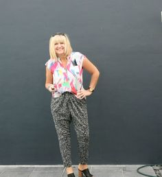 Pattern Clashing to the Max | Iris May Style