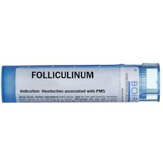 Folliculinum when used with other remedies helps re-establish the menstrual cycle of women.  The protocol is so effective that it doesn't matter if the cycle has been abnormal for years.