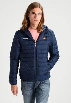 Ellesse. LOMBARDY - Light jacket - dress blues. Outer fabric material 100% f8851b5e1e