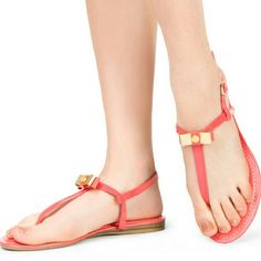 Final Markdown  Price is Firm Devin Coral Just Fab Sandals  Fauex leather sandal with hardware detail adjustable strap runs true to size synthetic upper man made sole  Brand new Never used   Price is firm unless bundled. Thank you! JustFab Shoes Sandals