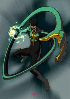 Powers-control over his molecular structure and is conduct-able. Alien Character, Comic Character, Character Concept, Concept Art, Superhero Characters, Comic Book Characters, Batman History, League Of Heroes, Minions