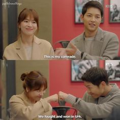 """Descendants Of The Sun 
