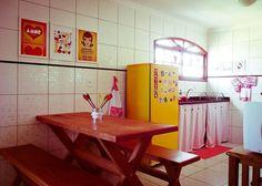 Cozinha Ana Medeiros - Retrô
