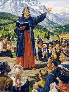 Waldensian pastor