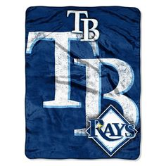 MLB Tampa Bay Rays Triple Play Micro Raschel Throw, x Cuddle under this warm and soft Micro Raschel Blanket by The Northwest Company. Blanket measures and is made of polyester. Officially licensed MLB team graphics are bold and attractive. Unique Funny Gifts, Rays Baseball, Best Amazon, Tampa Bay Rays, Mlb Teams, Cleveland Indians, Fan Gear, Major League, North West