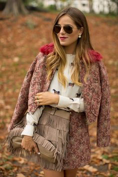 Tory Burch Fall Outfit