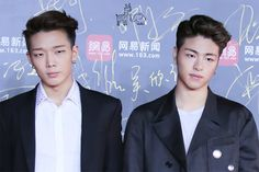 Bobby & Junhoe #iKON