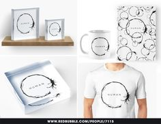 SHOP: http://www.redbubble.com/people/7115/works/24015704-human     Arrival themed minimalistic fan design.  #scifiart #scifi #arrival #movie #ink #hipsterfashion #graphics #arrivalmovie #alien #redbubble #shirt #tshirt #mug #totebag #phonecase #laptopsleeve #mug #artprint #heptapodlanguage #accessories #acrylicblock #illustration #wallart #design #homedecor #interiordecor #digitalartist #heptapod #wallartprint #fanart