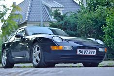 Remembering Porsche's Ultimate Front-Engined Sports Car: The 968 CS Porsche 924s, Manual Transmission, Legends, Cars, History, Classic, Derby, Historia, Autos