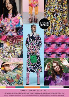 Fashion Colours, Colorful Fashion, Summer Fashion Trends, Spring Fashion, 50 Fashion, Milan Fashion, Winter Typ, Fashion Forecasting, Fashion Prints