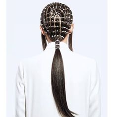 Hair by #VeramaiHa (@mai_ha2). Stylist is #NatalieArmin (@nataliearmin_stylist). Photo by #TonyLeBritton (@tonylebritton). #LOSTHAIRDRESSERS.COM