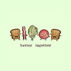 Better together By Sara Mouta