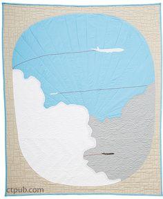Modern Applique Illusions: Flight Plan (by Casey York)