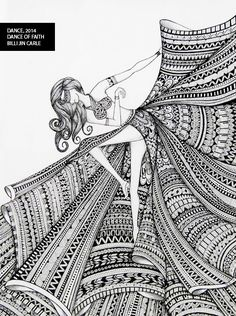 Doodle art Woman Knitwear and Sweaters womans cardigan sweaters Mandala Doodle, Mandala Art Lesson, Mandala Artwork, Doodle Art Drawing, Zentangle Drawings, Mandala Drawing, Zentangle Patterns, Nature Drawing, Art Drawings Sketches Simple