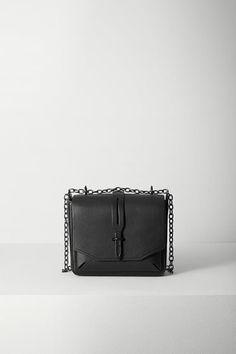Rag & Bone Enfield Chain Bag - Black