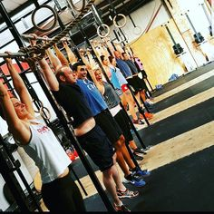 Hanging from a pullup bar offers a long list of benefits. For one it decompresses your spine which decreases your risk of back injury and helps correct your posture. That makes them great to do in-between or after compressive exercises like sitting runnin