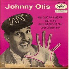 TheHoundBlog: Johnny Otis