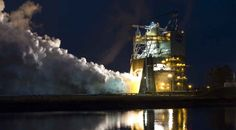 NASA to test Space Launch System rocket engine Thursday (with live stream)