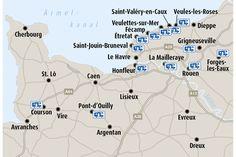 Wohnmobil-Tour in die Normandie – Stellplätze und Tipps - Promobil