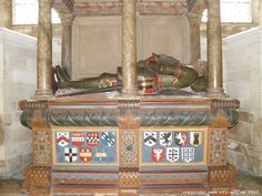 Tomb of Sir Mark Steward, Ely Cathedral, England Ely Cathedral, Effigy, Royal House, Place Of Worship, British Isles, Norfolk, Ancestry, Knights, Dean