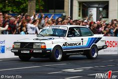 Group A Volvo 240 Turbo