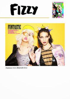 MadRubb en Fizzy Magazine