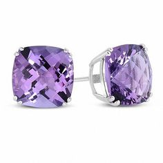 Amethyst Jewelry, Amethyst Stone, Purple Amethyst, Gemstone Earrings, Stud Earrings, Fashion Bracelets, Fashion Earrings, Metal Jewelry, Fine Jewelry