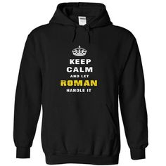 IM ROMAN - #cool sweatshirt #mens sweater. CHECKOUT => https://www.sunfrog.com/Holidays/IM-ROMAN-bvjaa-Black-Hoodie.html?68278