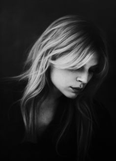 Clémence Poésy-I love how instantly recognizable she is here.  Beautiful but individual at the same time.