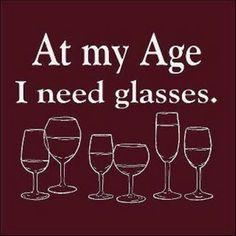 Yes, sadly I need glasses. Everyday.