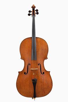 Cello by Giovanni Francesco Celoniatus, Turin, c.1740