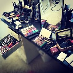 Would totally love to have all this at my disposal!