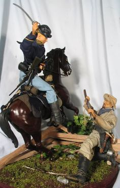 Custer's Wolverines at Gettysburg, July 3rd, 1863 - OSW: One Sixth Warrior Forum