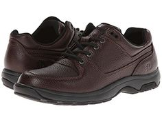 Dunham Windsor Waterproof Men's Lace up casual Shoes Brown Waterproof Milled Leather Oxford Shoes Outfit, Casual Shoes, Women's Shoes, Crocs Classic, Luxury Shoes, Leather Men, All Black Sneakers, Footwear, Lace Up
