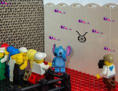 #Lego #Disney #Minifigures - Fotostrecke, Checkliste - wie man die Figuren ertasten kann. #photo #series #checklist #stitch #lilo