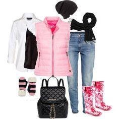 Look Lindo!!   Encontre peças para completar seu look  http://imaginariodamulher.com.br/look/?go=1ZFw4XC
